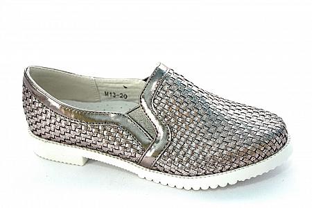 Туфли М13-20 бронза