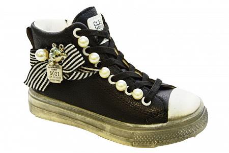 Ботинки BS600 черн